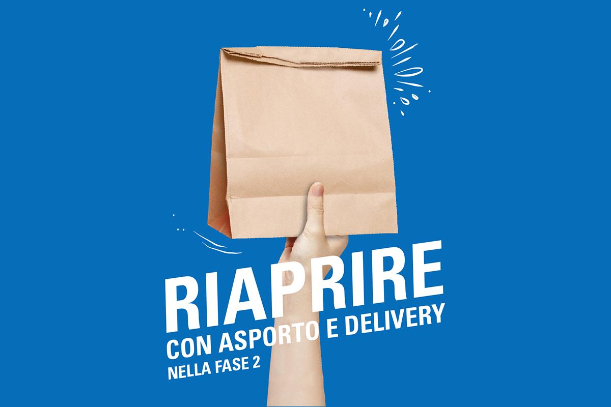 Come organizzarsi per il delivery e l'asporto nella ristorazione